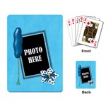 Carnival Playing Cards 2 - Playing Cards Single Design