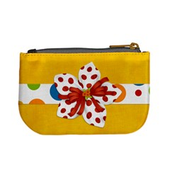 Carnival Coin Bag 1 By Lisa Minor   Mini Coin Purse   9w7nad5yqh48   Www Artscow Com Back
