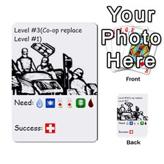 Jericho Cards By Benson J  Whitney   Multi Purpose Cards (rectangle)   A9zygppmmyd7   Www Artscow Com Front 2