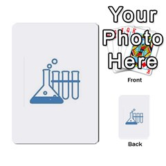 Jericho Cards By Benson J  Whitney   Multi Purpose Cards (rectangle)   A9zygppmmyd7   Www Artscow Com Front 27