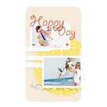 happy day - Memory Card Reader (Rectangular)