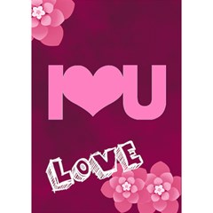 I Love You By Joely   I Love You 3d Greeting Card (7x5)   Yyakni2rotat   Www Artscow Com Inside