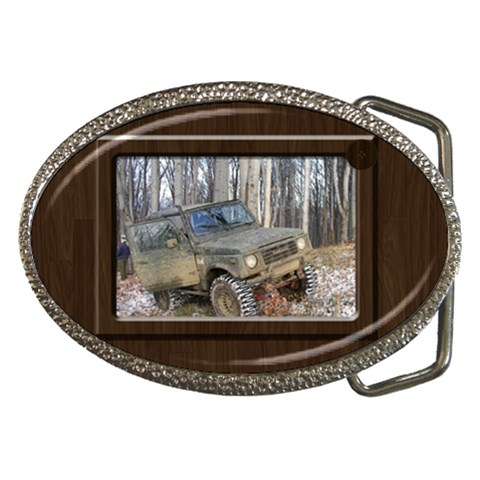 Our Farm Belt Buckle By Deborah   Belt Buckle   1vp1el32pgu9   Www Artscow Com Front