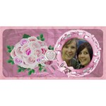 I Love you MoM birthday,mothers day 3d card pink - MOM 3D Greeting Card (8x4)