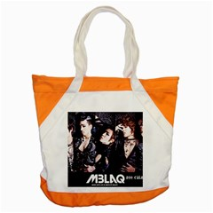 bag 2 Accent Tote Bag by amryhidzir