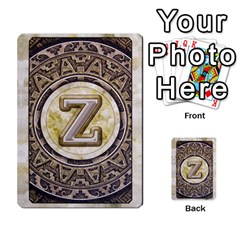 Ebay Client By German R  Gomez   Multi Purpose Cards (rectangle)   O55brgjtz2di   Www Artscow Com Back 22