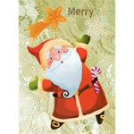 Merry Christmas Tree 3 d Card - Christmas Trees 3D Card (5x7)