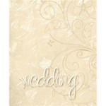 Love Wedding Cake Card - Wedding Cake 3D Greeting Card (4.5x5.5)