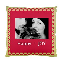 Xmas Gift By May   Standard Cushion Case (two Sides)   Qdp9oa84tisr   Www Artscow Com Front
