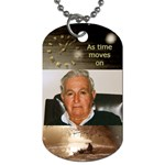Memory Dog Tags (2 sided) - Dog Tag (Two Sides)
