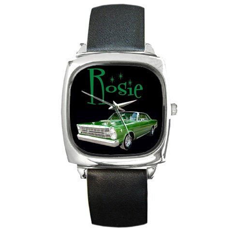 Rosie Watch by Steven Puvogel Front