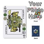 Decktet en Español - Playing Cards 54 Designs