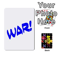 Queen Decimal War By Tracy Jarman   Playing Cards 54 Designs   Ndcxldrnixit   Www Artscow Com Front - DiamondQ