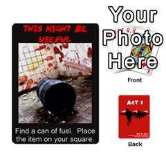 Dead Of Night W R 1/2 By Belling   Playing Cards 54 Designs   0tlzb5ho1x7t   Www Artscow Com Front - Spade9