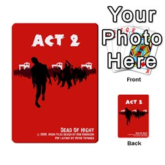 Dead Of Night W R 2/2 By Belling   Playing Cards 54 Designs   1oonhu0nks1e   Www Artscow Com Back