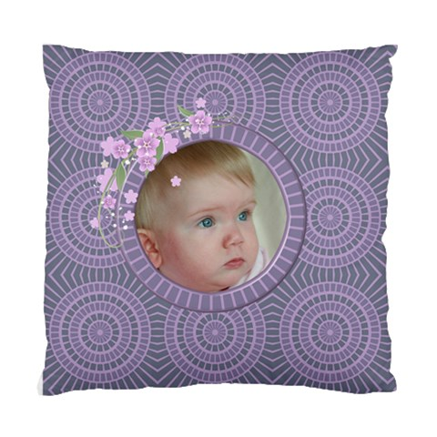 Little One Cushion By Deborah   Standard Cushion Case (one Side)   Wv6qf9uqjs09   Www Artscow Com Front