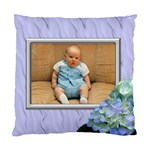 Lilac Delight Cushion Case - Standard Cushion Case (One Side)