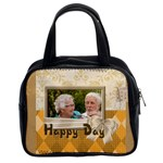 happy day - Classic Handbag (Two Sides)