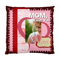 Mothers Day By Joely   Standard Cushion Case (two Sides)   0h2ju3vcykqx   Www Artscow Com Front