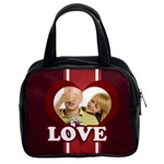 lover - Classic Handbag (Two Sides)