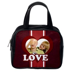Lover By May   Classic Handbag (two Sides)   574h0askws4f   Www Artscow Com Back