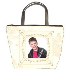 Creme De La Creme Bucket Bag By Catvinnat   Bucket Bag   Jgbtwaujprqp   Www Artscow Com Front
