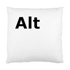 Alt pillow Cushion Case (One Side) by jestervendetta