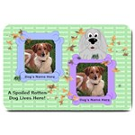 Dog Door Mat - Large Doormat