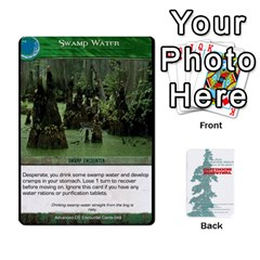 Advanced Outdoor Survival Swamp And Mountain Encounter Deck By Michael   Playing Cards 54 Designs   00p1awo92z1v   Www Artscow Com Front - Joker2