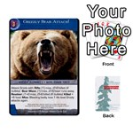Advanced Outdoor Survival Predators - Playing Cards 54 Designs