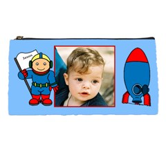 Space Pencil Case By Deborah   Pencil Case   3sd622ls6887   Www Artscow Com Front