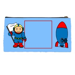 Space Pencil Case By Deborah   Pencil Case   3sd622ls6887   Www Artscow Com Back