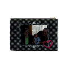Grandma Biron By Kandi Biron   Cosmetic Bag (medium)   A26pgbsqzqf3   Www Artscow Com Back