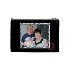 Grandma Hellberg By Kandi Biron   Cosmetic Bag (medium)   Pijstv3p6d4n   Www Artscow Com Back
