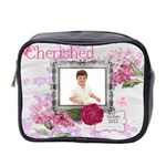 Cherished Mini Toiletry Bag 2 sides - Mini Toiletries Bag (Two Sides)