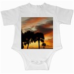 Tropical Vacation Infant Creeper