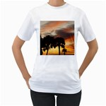 Tropical Vacation Women s T-Shirt