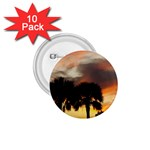 Tropical Vacation 1.75  Button (10 pack)