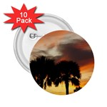 Tropical Vacation 2.25  Button (10 pack)