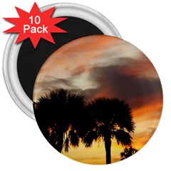 Tropical Vacation 3  Magnet (10 pack) from ArtsNow.com Front