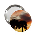 Tropical Vacation 2.25  Handbag Mirror