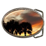 Tropical Vacation Belt Buckle