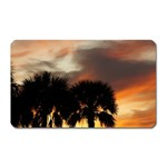 Tropical Vacation Magnet (Rectangular)