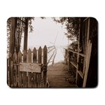 Private Pier Small Mousepad