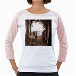 Private Pier Girly Raglan
