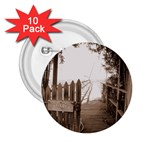 Private Pier 2.25  Button (10 pack)