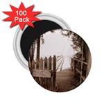 Private Pier 2.25  Magnet (100 pack)