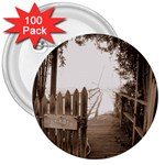 Private Pier 3  Button (100 pack)