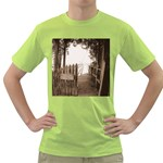 Private Pier Green T-Shirt