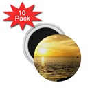 Yellow Sky 1.75  Magnet (10 pack)